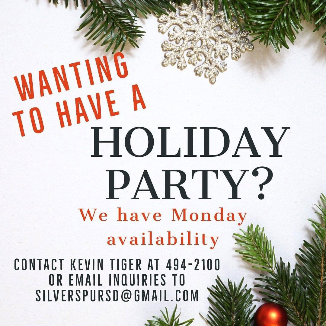 Holiday Party at the Silver Spur
